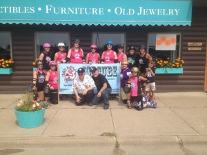 Remer Harvest Days Parade 2014